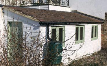 Renovation of Outhouse